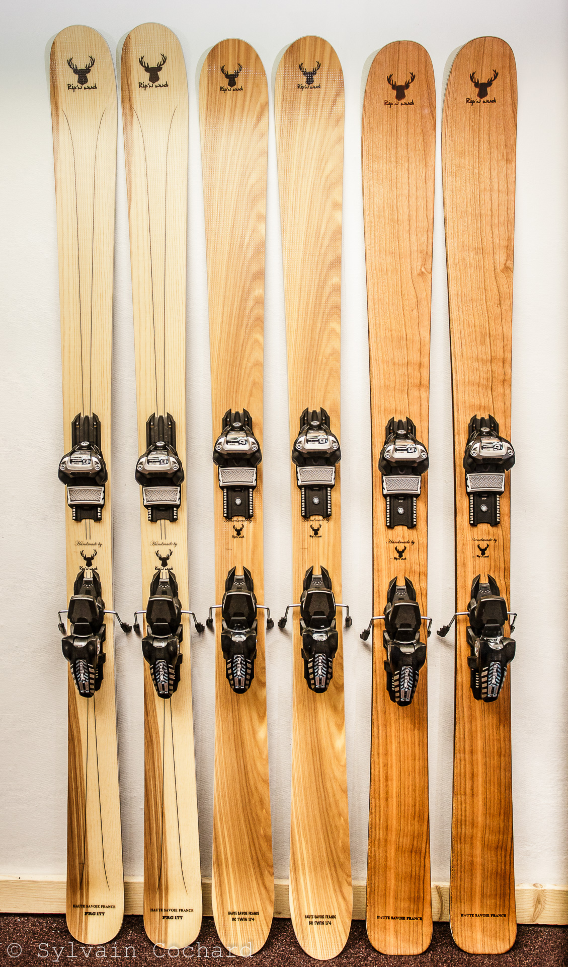 Skis - Or (Pack total)