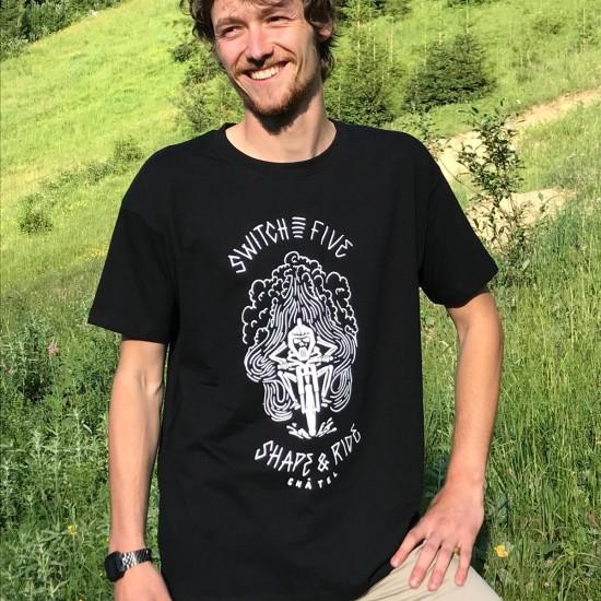 Tee shirt MC noir