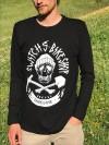Tee shirt ML noir