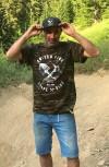 Tee shirt MC camo